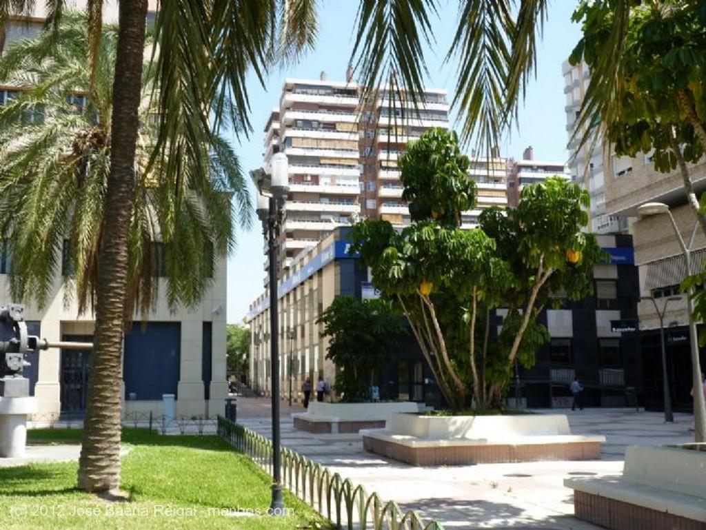 Malaga Avenida de Andalucia Malaga