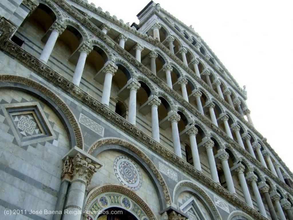 Pisa Una obra colosal Toscana