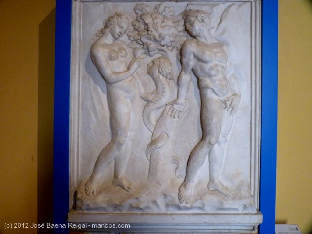 Siena Patio medieval Toscana