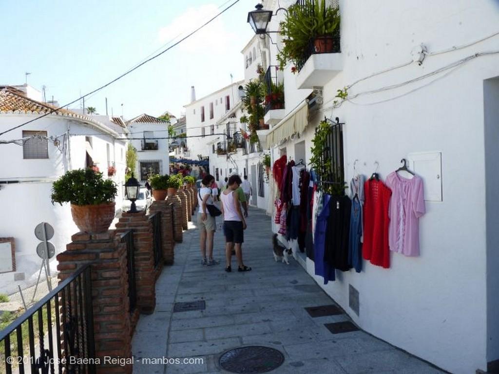 Mijas Tienda tipica Malaga