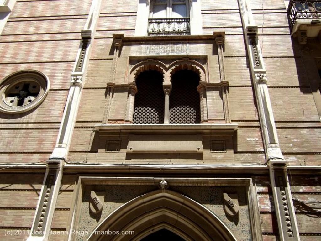 Malaga Hospital de Santo Tomas Malaga