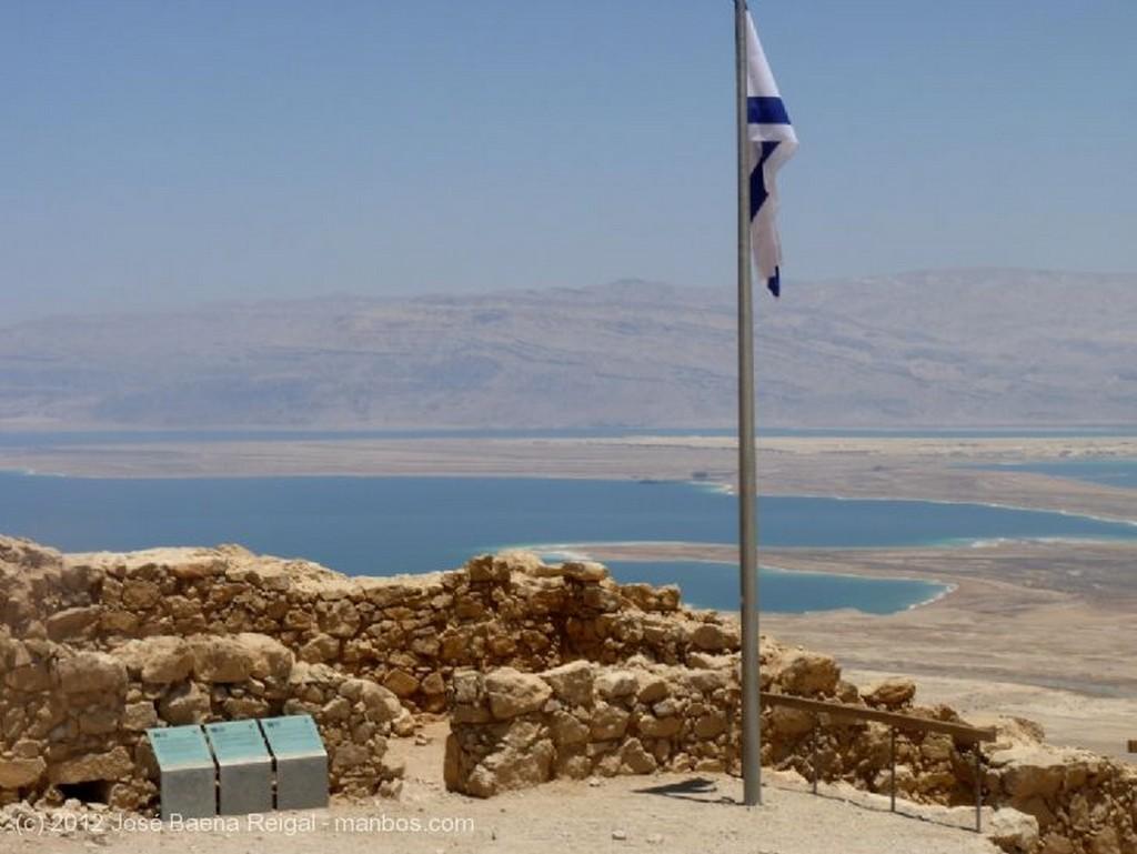Masada Puerta del Sendero de la Serpiente Distrito Meridional