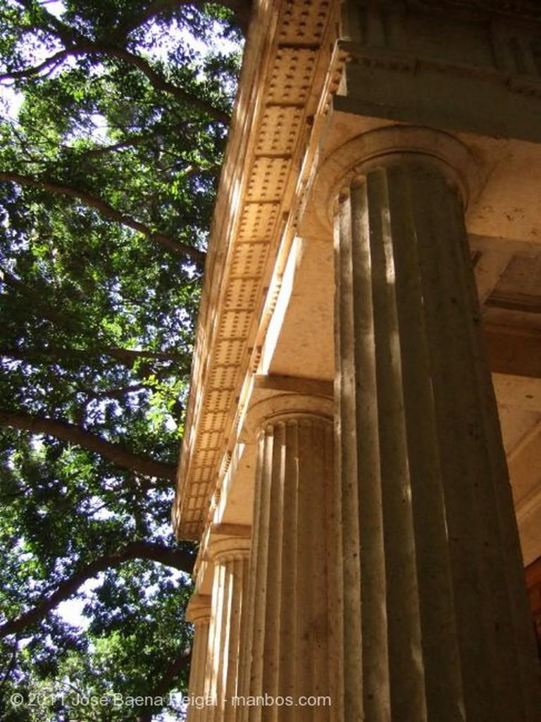 Malaga Bosque tropical Malaga