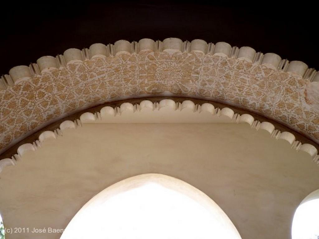 Malaga Arco nazarita Malaga