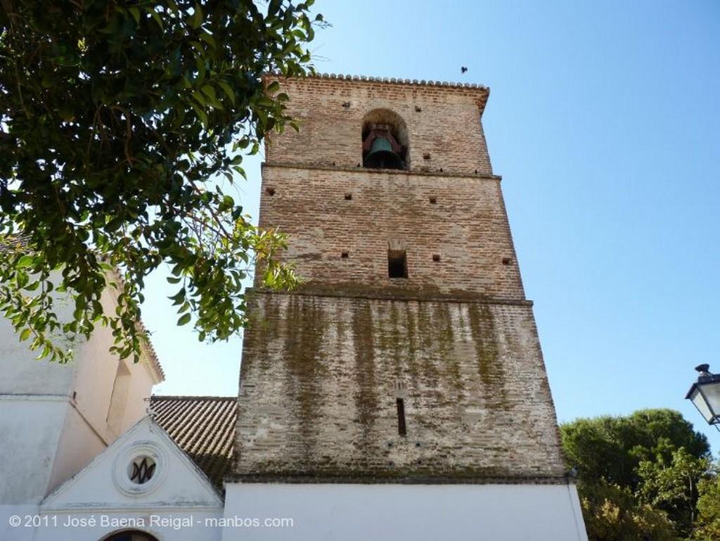 Mijas Portada de la Iglesia Malaga
