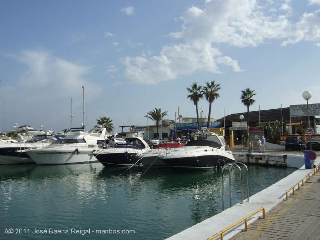 Marbella Puesta de sol Malaga