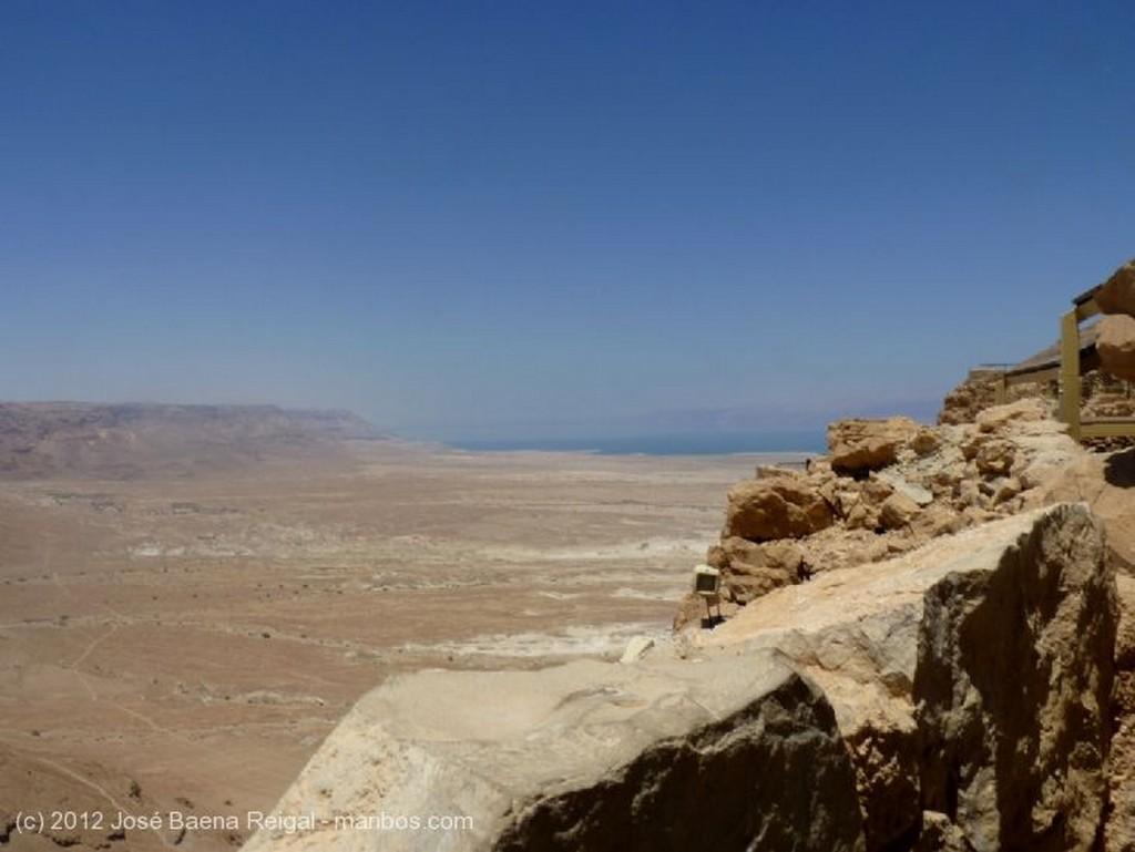 Masada Farallones impresionantes Distrito Meridonal