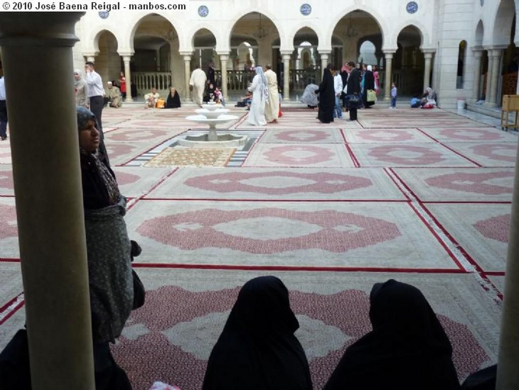 Damasco Mausoleo de la Cabeza de San Juan Bautista Damasco
