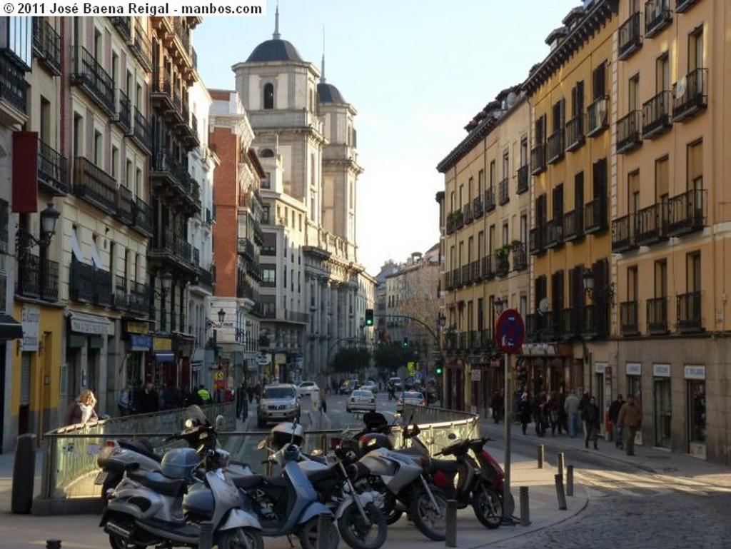 Madrid Arco de la Plaza Mayor Madrid