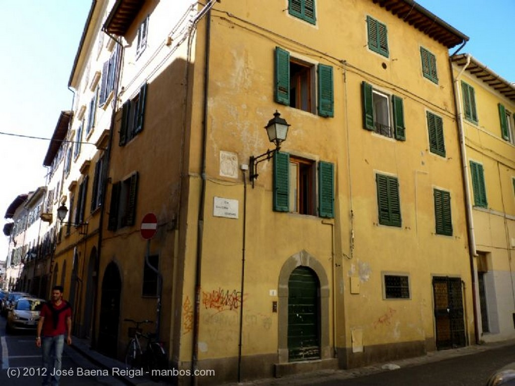 Pisa Calles para perderse Toscana