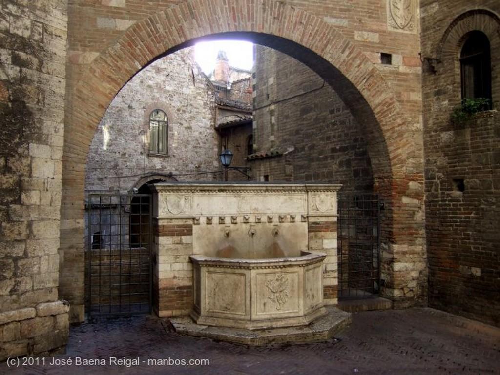 Perugia Recodo medieval Perugia