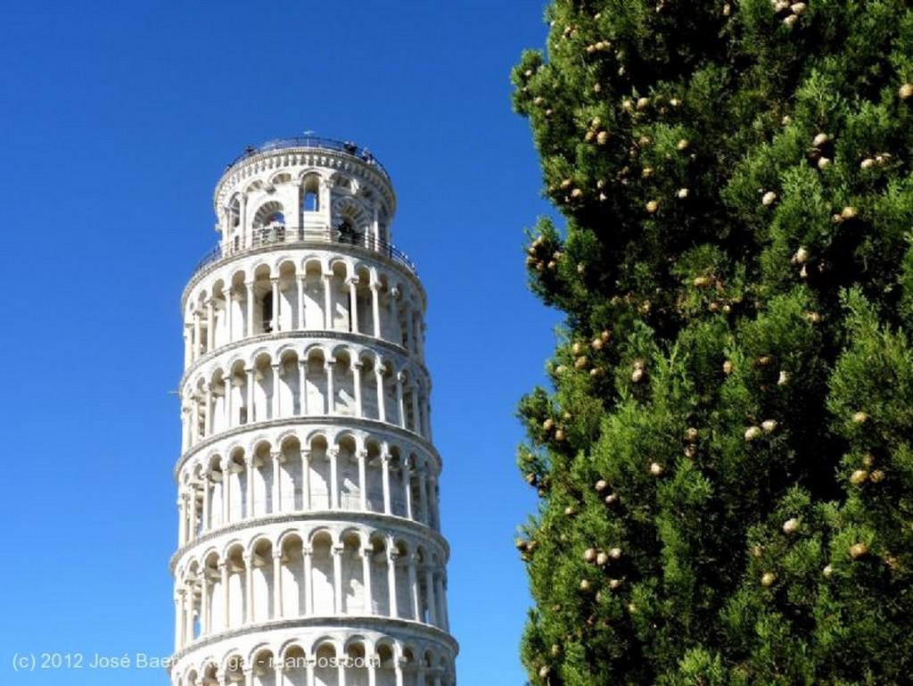 Pisa Un conjunto grandioso Toscana