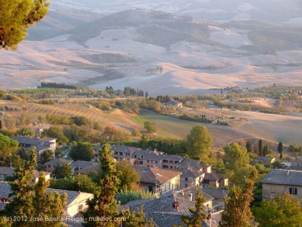 Montepulciano Elegante sobriedad Siena