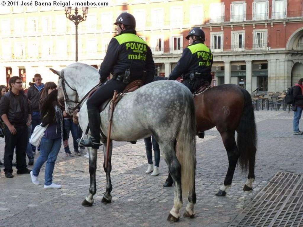 Madrid Casa de la Panader?a Madrid