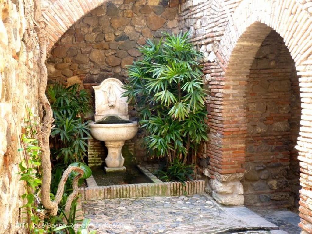 Malaga Trono Virgen de Gracia y Esperanza Malaga