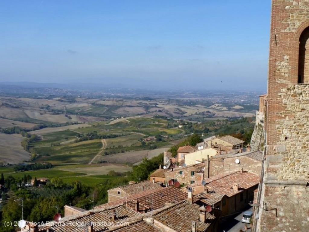 Montepulciano Equilibrio sostenible Siena