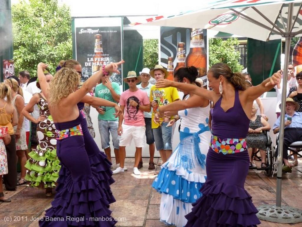 Malaga Feria de Agosto Malaga