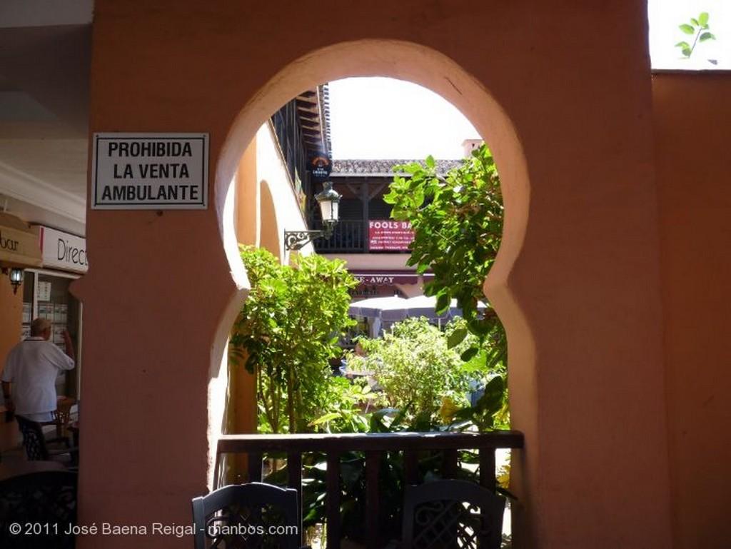 Mijas A la sombrita Malaga