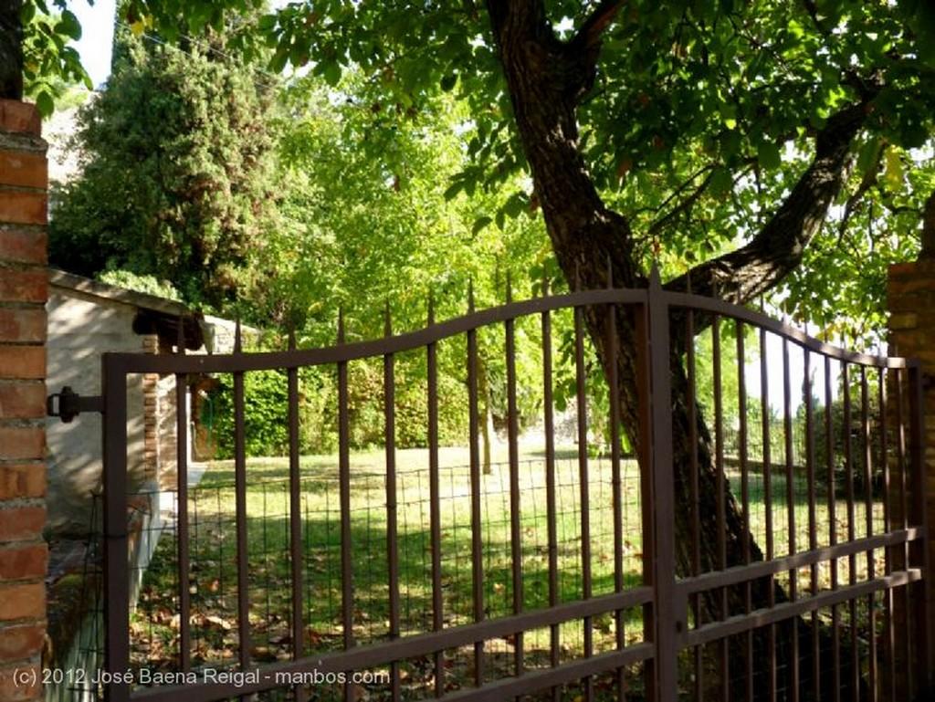 San Gimignano Porte delle Fonti Siena