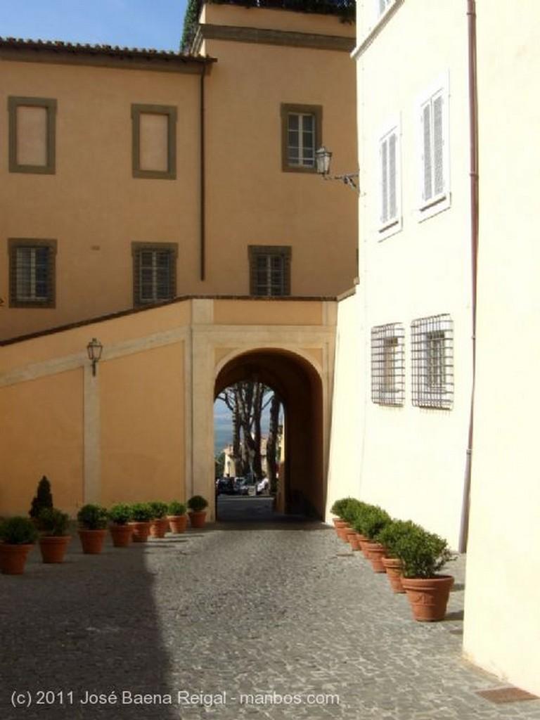 Castel Gandolfo Lago Albano  Lazio