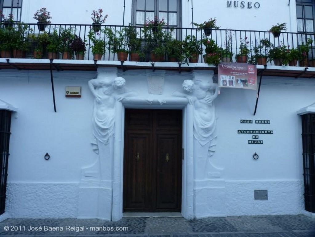 Mijas Visillos de encajes Malaga