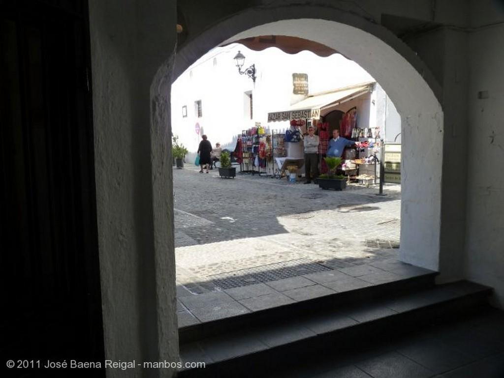 Mijas Fachadas blancas Malaga