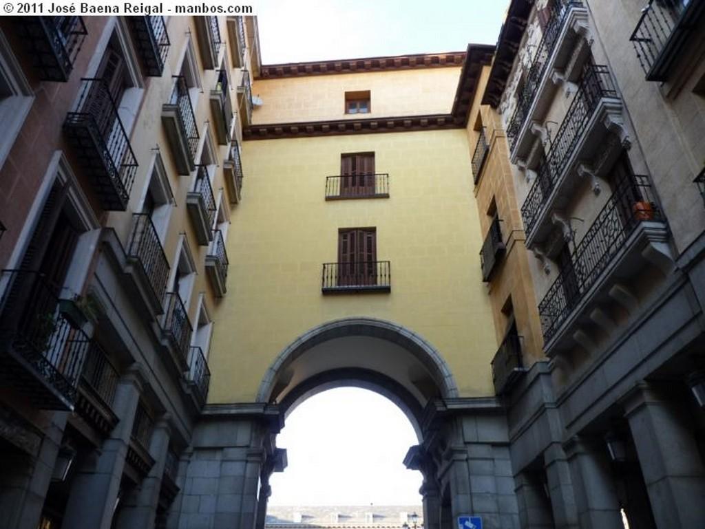 Madrid Perspectiva esquinada Madrid