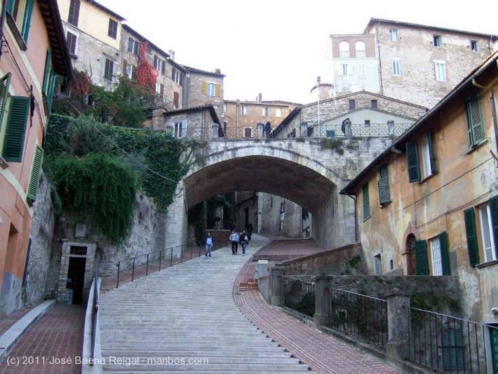 Perugia Acueducto Umbria
