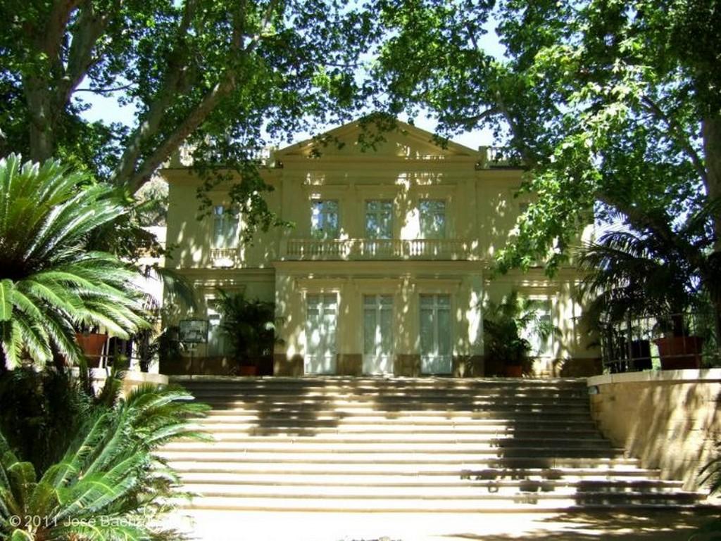 Malaga Palacete Loring Malaga