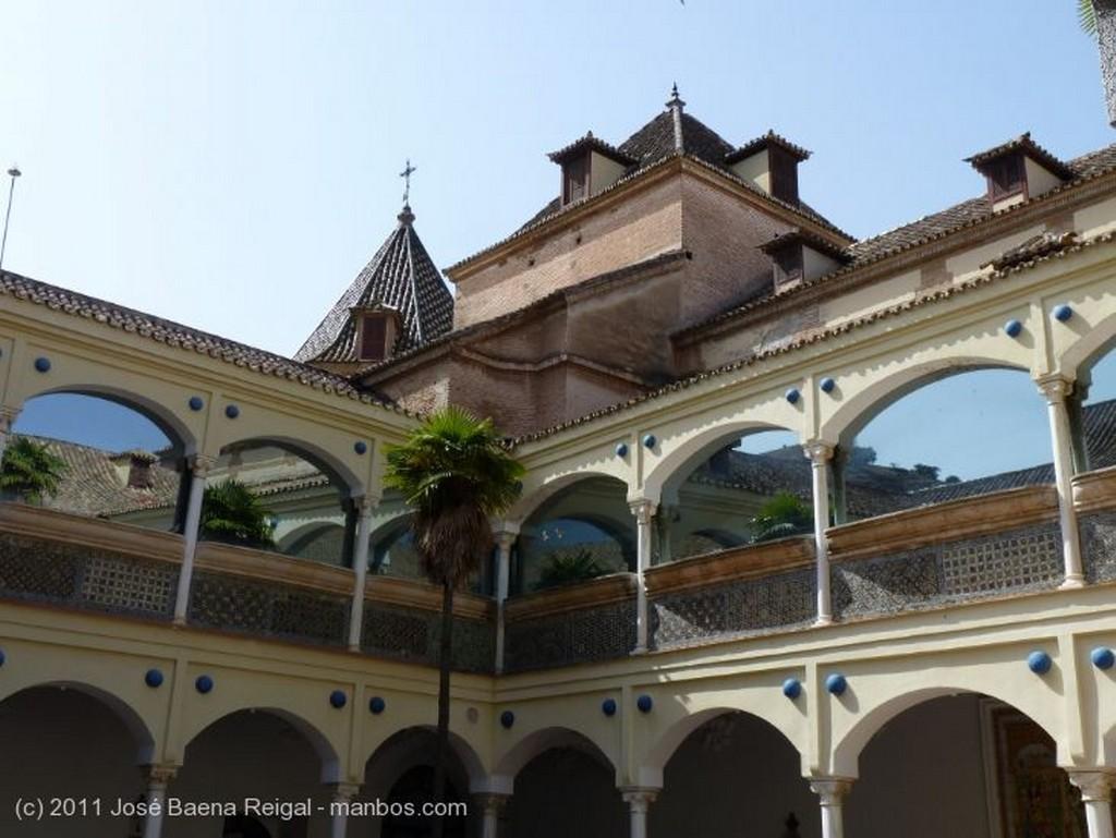 Malaga Antiguo Hospital Militar Malaga