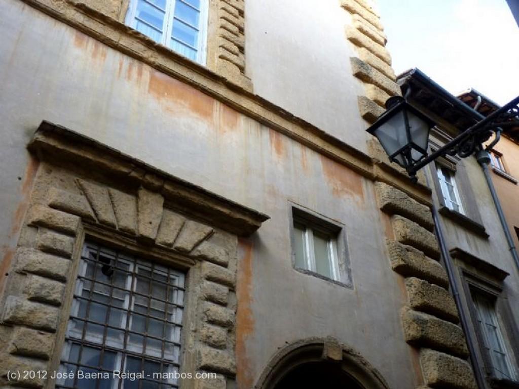 Volterra Picaporte con cabeza de satiro Pisa