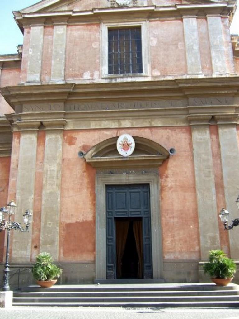 Castel Gandolfo Armonioso equilibrio Lazio