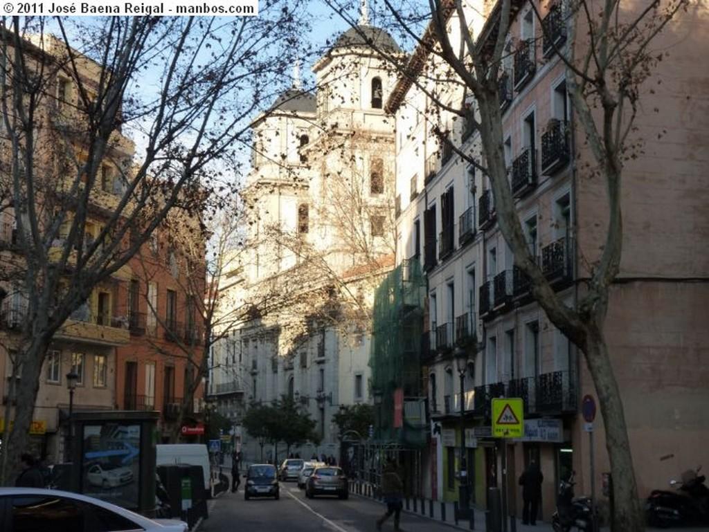 Madrid Colegiata de San Isidro Madrid