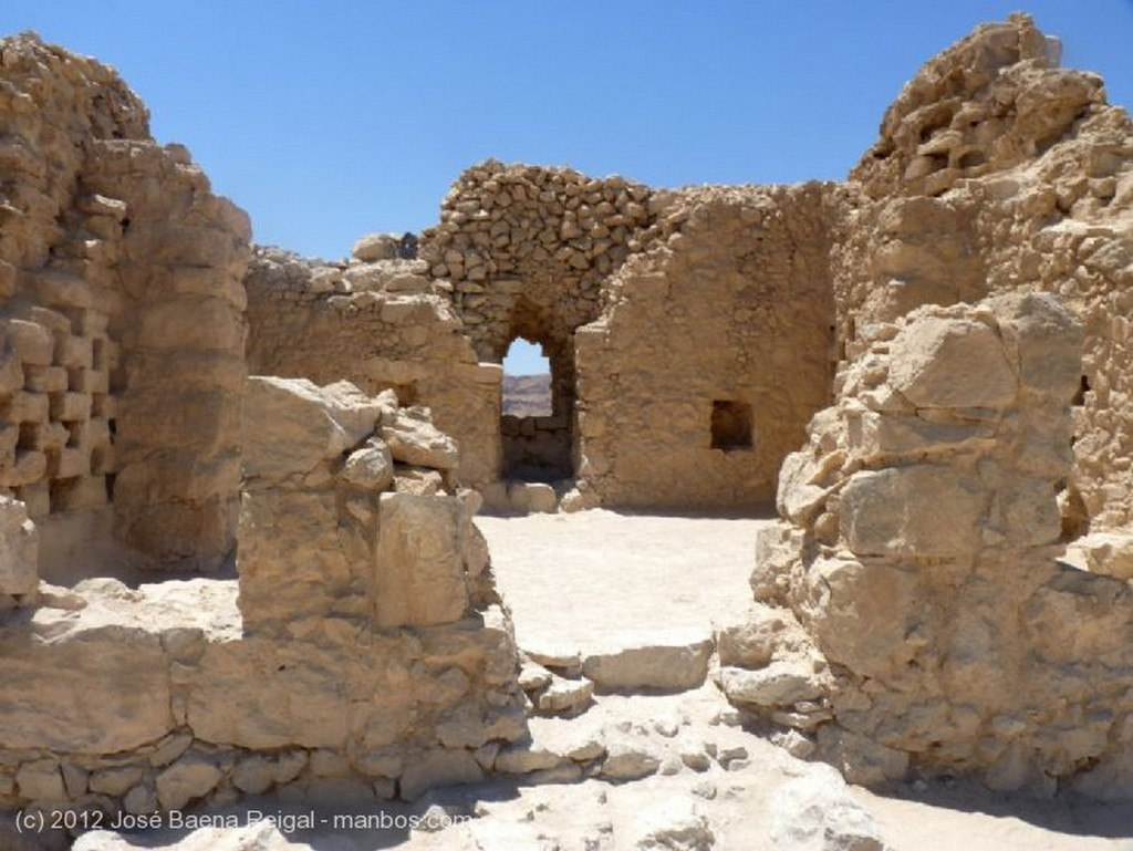 Masada Torre de asedio romana Distrito Meridional