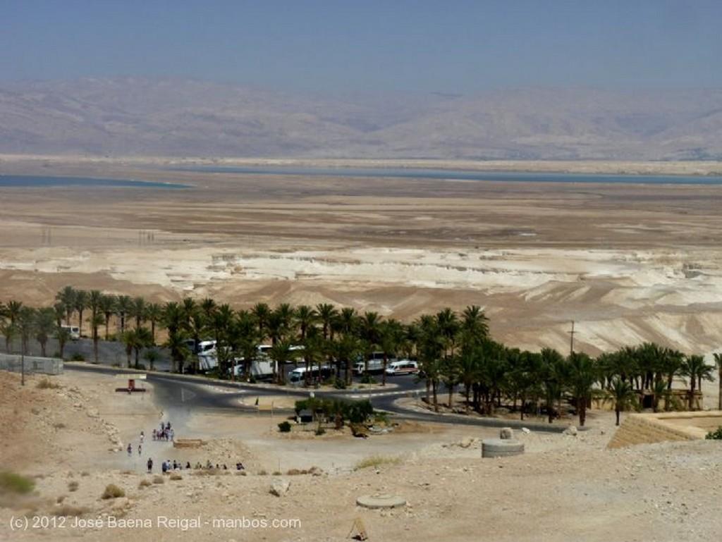 Masada Centro de Interpretacion Distrito Meridional
