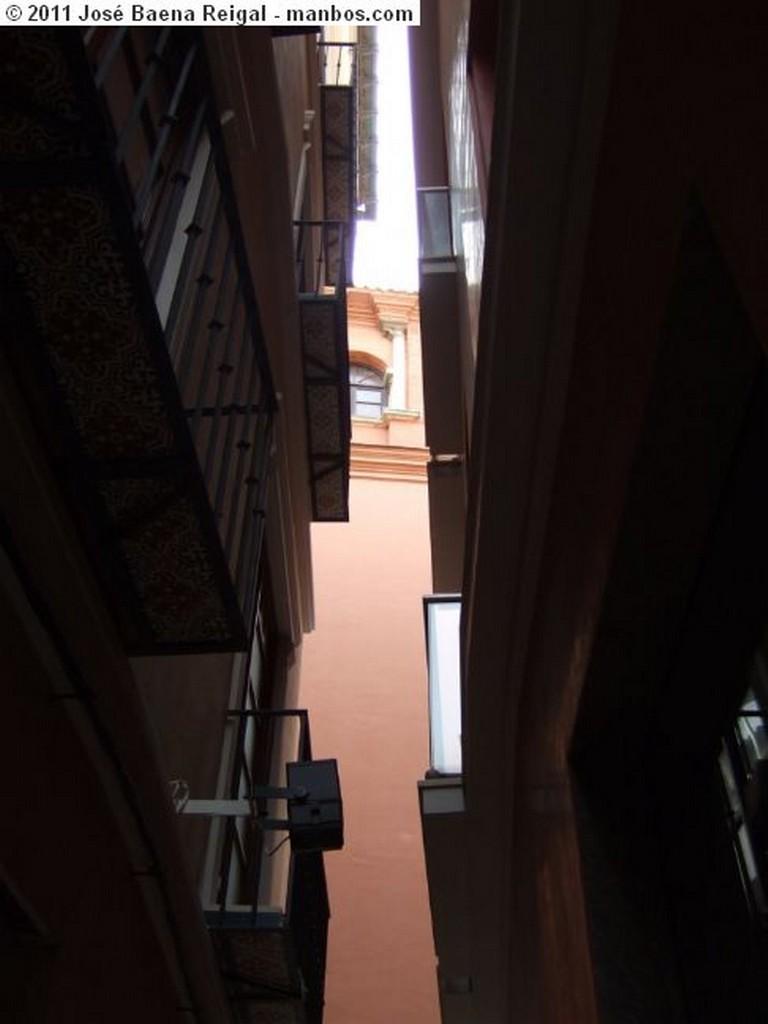 Malaga Pasaje de Chinitas Malaga