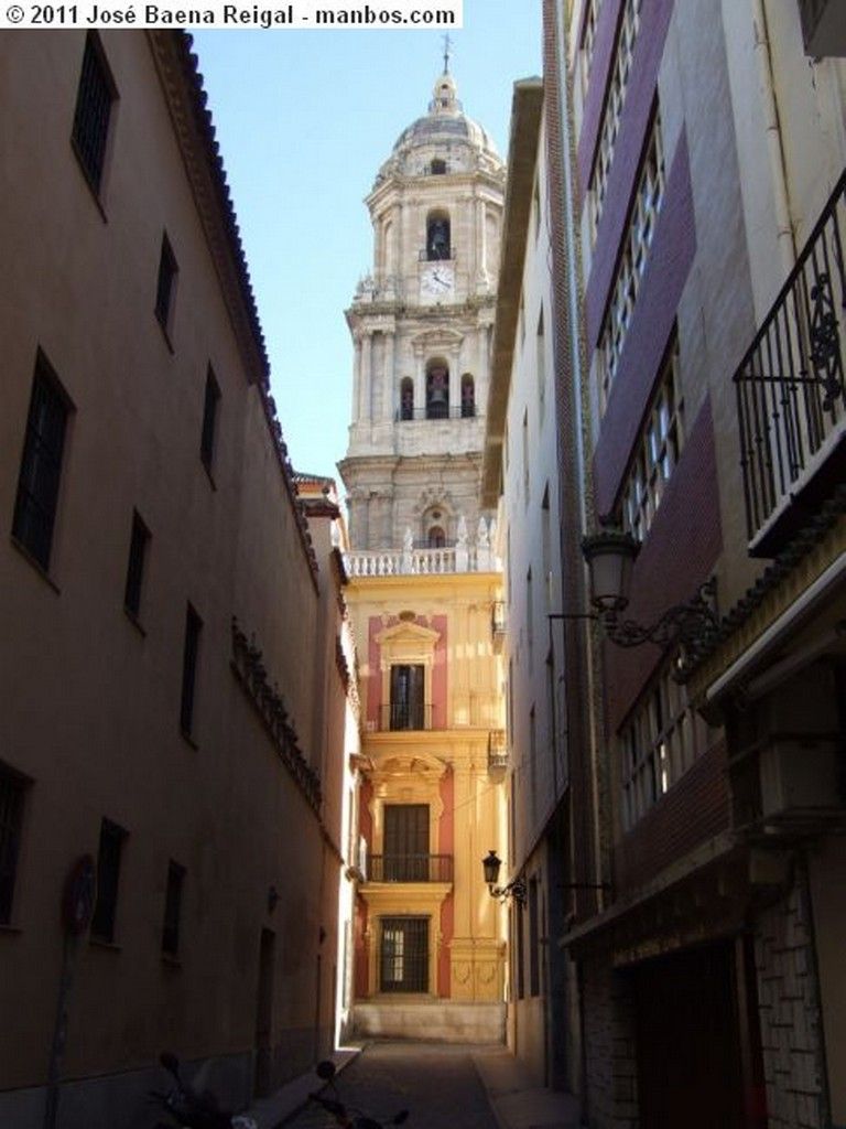 Malaga Calle Fresca Malaga