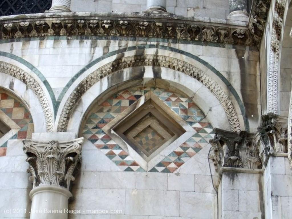 Pisa Abside y crucero Toscana