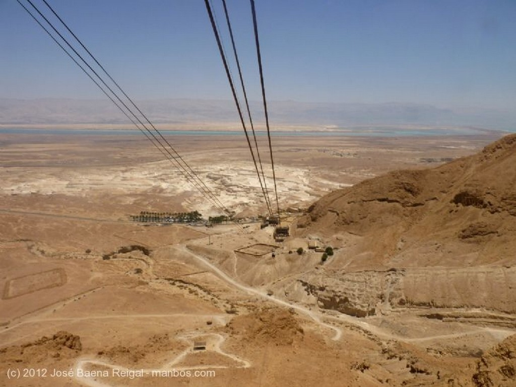 Masada Paisaje mineral Distrito Meridional