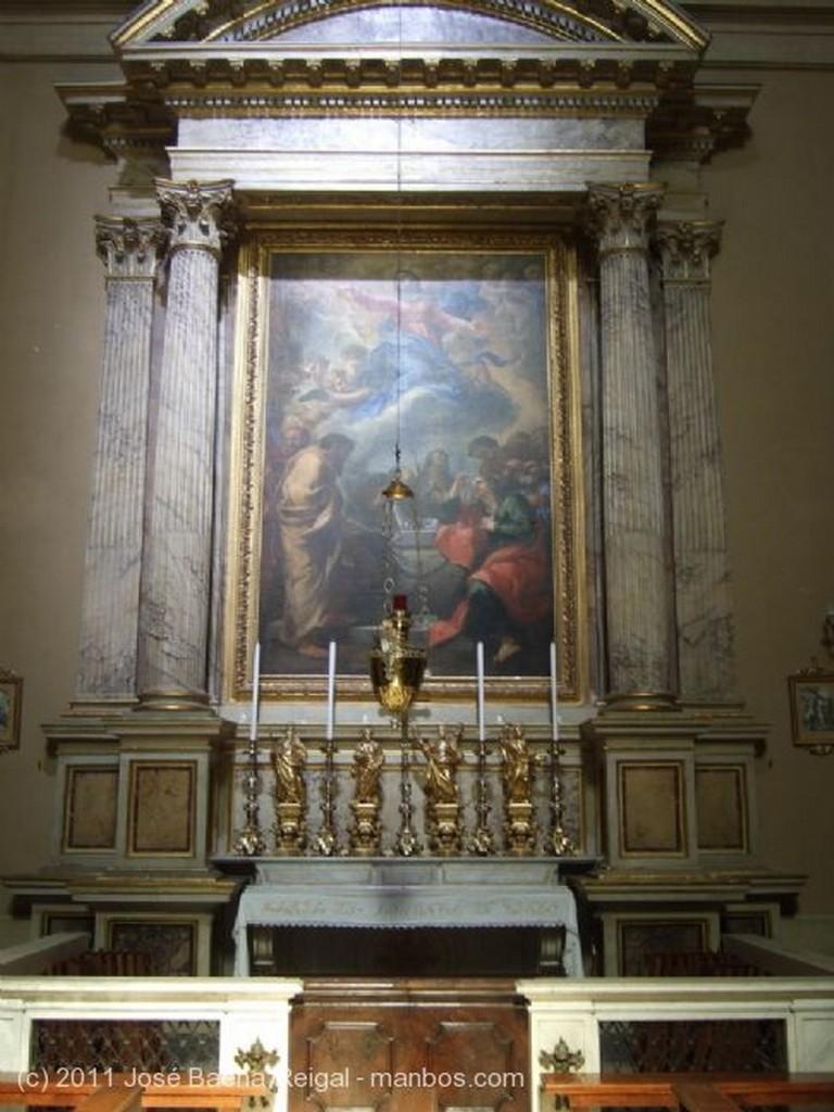 Castel Gandolfo Cupula elegantisima Lazio