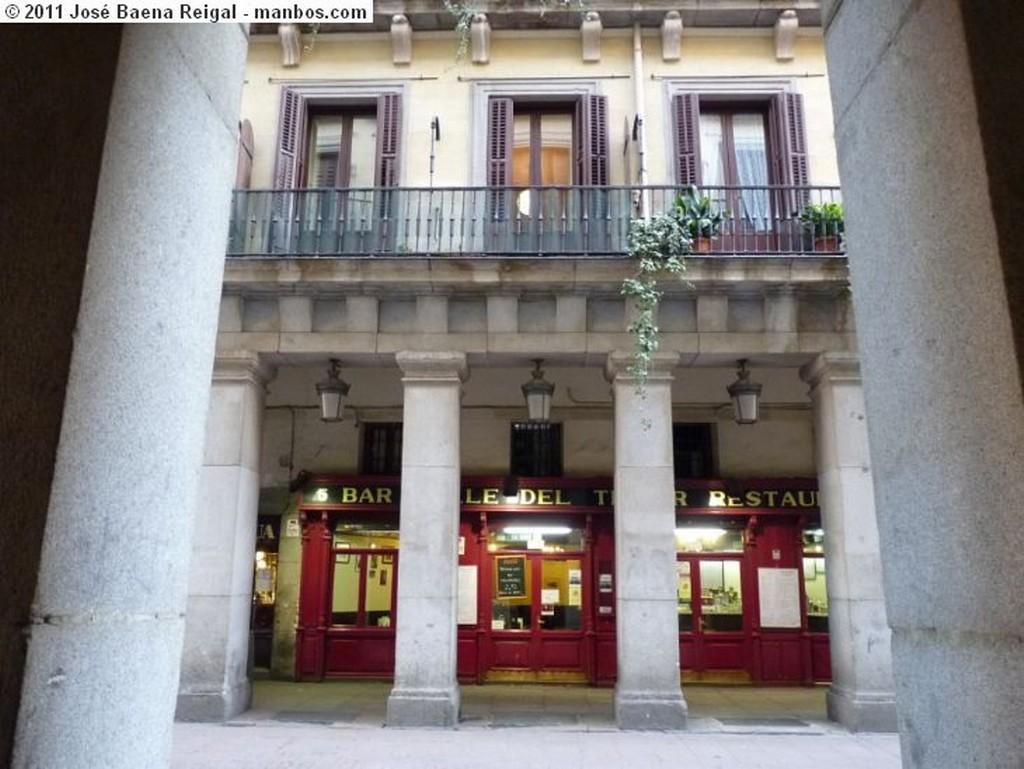Madrid Farola Madrid