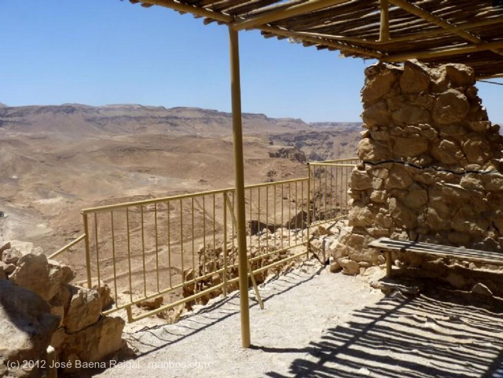 Masada Cisterna Distrito Meridional