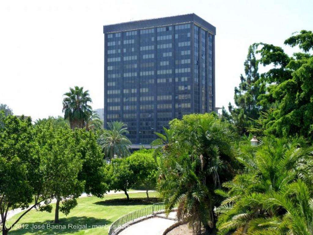 Malaga Zonas ajardinadas Malaga
