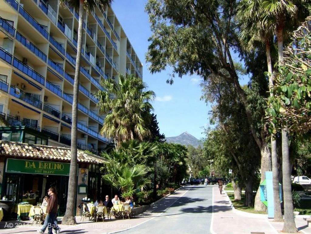 Marbella Africa en el horizonte Malaga