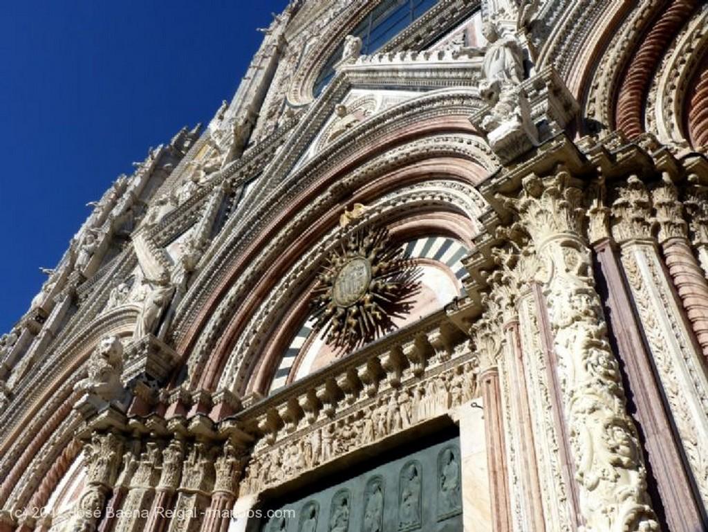 Siena Campanario Toscana