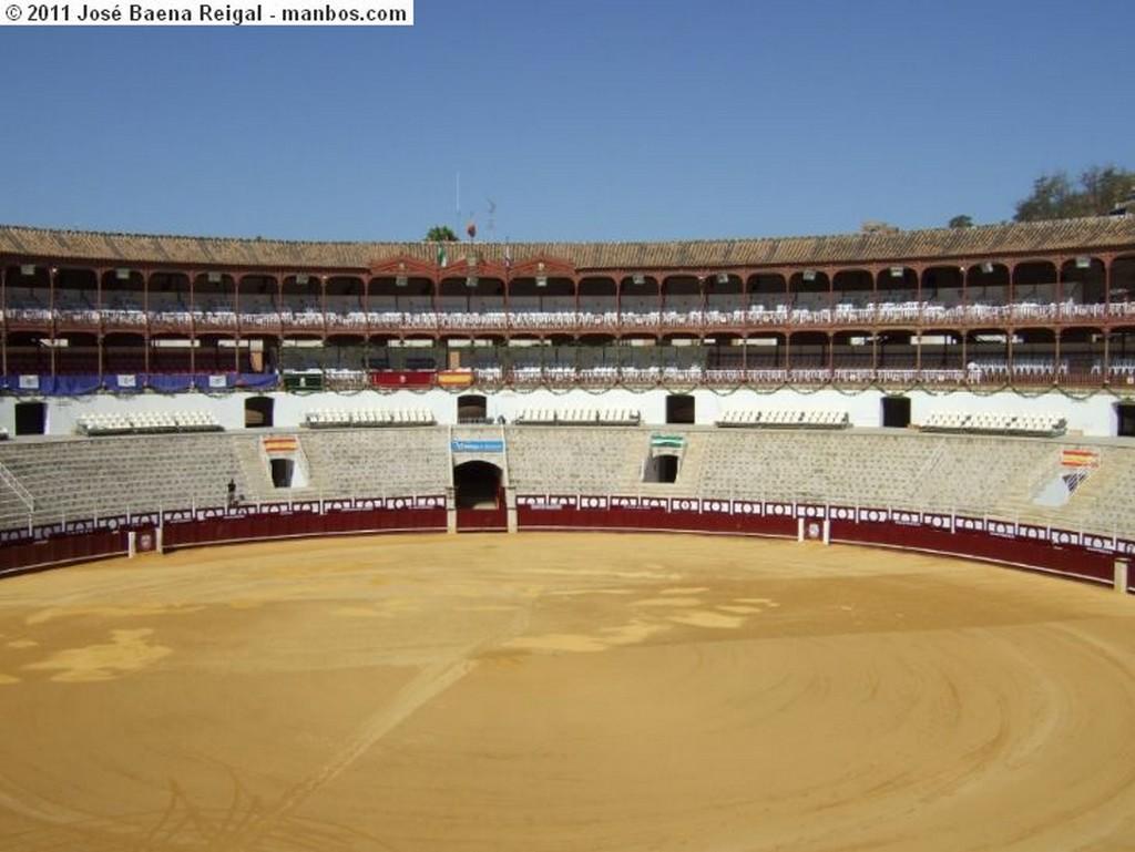 Malaga Puerta de las Cadenas Malaga