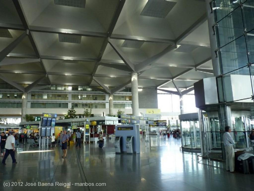 Malaga Terminal Internacional Malaga