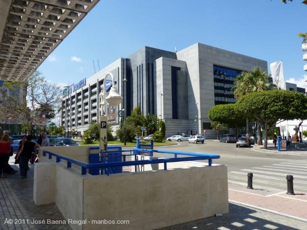 Marbella Edificios de Puerto Banus Malaga