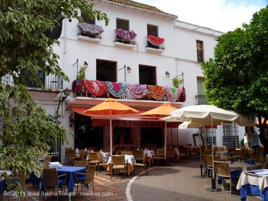 Marbella Portada del Ayuntamiento Malaga