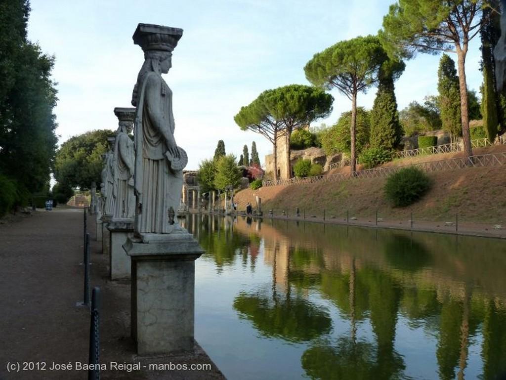 Villa Adriana La belleza ideal  Roma
